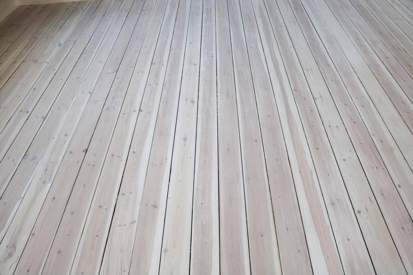 Lyse og ensartede gulve med en professionel gulvslibning
